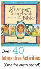 activity for the jesus storybook bible the life of paul bible