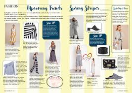 upcoming trends spring stripes