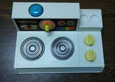 Cooktop Magic Fisher Price Stove Ebay