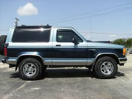 ford bronco 2015 interior ford bronco ii information and photos momentcar