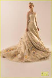 lily james cinderella u0027s wedding dress photo 3302442