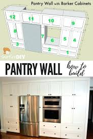 diy kitchen pantry ideas diy pantry cabinets large size of pantry cabinet pantry door ideas