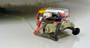 Tiny Tiny Tiny Microrobots Team Up And Move Full Size Car Science News For