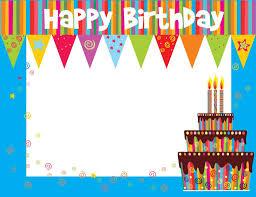 simple printable birthday cards print anniversary card