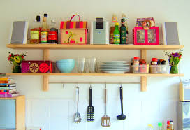 kitchen wall shelves ideas bathroom comely wall shelves kitchen diy for storage cabinets