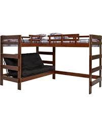 Bunk Bed For 3 Christmas Savings On Hutchinson Mocha Sleeps 3 Or 4 Futon Bunk