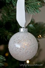 187 best clear glass ball ornaments images on pinterest