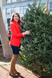 New York travel blazer images Christmas tree shopping in nyc covering the bases fashion and jpg