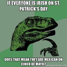 St Pattys Day Meme - funniest st patrick s day memes on the internet right now supercall