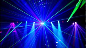 laser light show led light show sound mode