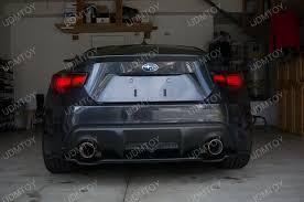 Valenti Lights Subaru Brz Valenti Style Led Rear Fog Light Ijdmtoy Blog For