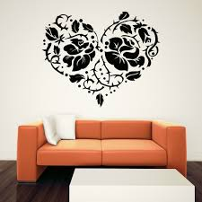 28 wall art stickers uk details about electric guitar wall wall art stickers uk and thorns heart floral wall art sticker wall decal transfers ebay