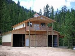 Pros And Cons Of Pole Barn Homes Barn Living Pole Quarter With Metal Buildings Monitor Style