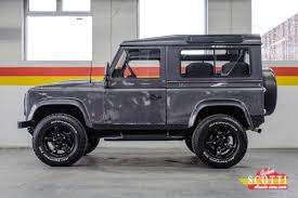 new land rover defender 1997 land rover defender 90 for sale 1908544 hemmings motor news