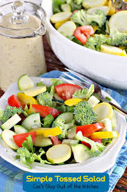 Garden Salad Ideas Roasted Zucchini Salad Can T Stay Out Of The Kitchen