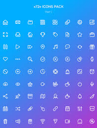 free vector icons sketch ai psd 72 icons uxdesign android