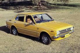 classic corolla toyota corolla u2013 50 metų istorija autotoja
