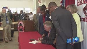 governor signs new bill that changes driver u0027s ed curriculum wavy tv