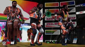 wwe games wwe 2k18 full roster list every on disc and dlc superstar