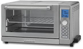 Cuisinart Tob 195 Exact Heat Toaster Oven Broiler Top 19 Best Toaster Ovens In 2015 Reviews All Best Top 10 Lists