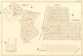 Elizabeth Colorado Map by Baltimore Co Atlas Of Baltimore County 1898