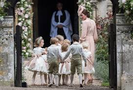 pippa middleton wedding in full the 40k dress celebrity guests