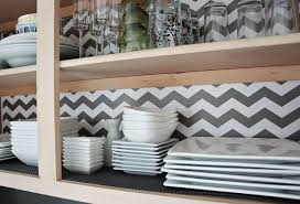 Kitchen Cabinet Paper A Kitchen Makeover Without Spending Much With The Best