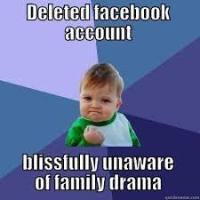 Family Sucks Meme - facebook sucks quickmeme