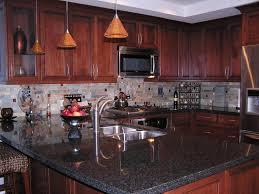 Backsplash For Kitchen With Granite Kitchen Fabulous Chosing A Backsplash With Black Granite