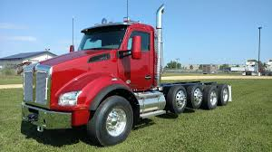 new kenworth trucks kenworth dump trucks for sale