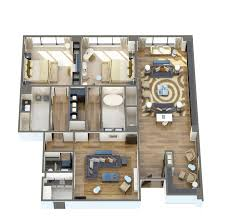 two bedroom metropolitan suite london west hollywood