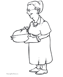 printable coloring pages for grandma grand ma colouring pages