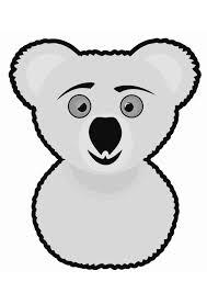 koala bear coloring page coloring page koala bear img 19476