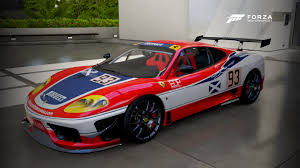 ferrari custom paint race dewtune fm6 liveries added ferrari 312p to op paint