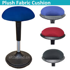 self stabilizing weighted base ergonomics wobble stool buy