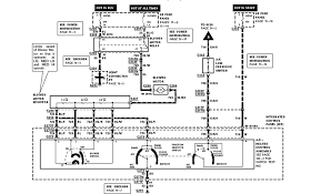 1997 ford escort wiring diagram with instrument cluster diagrams
