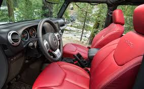 2013 jeep wrangler rubicon 10th anniversary edition first drive