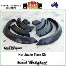 nissan navara utes australia kut snake monster flare kit nissan navara np300 full kit