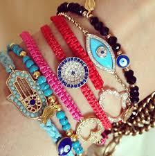 fashion evil eye bracelet images Obsessed with my evil eye and hamsa bracelets style society jpg