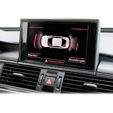 audi a7 parking kufatec audi parking system plus front rear retrofit a7 4g