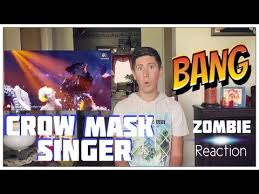 crow mask singer