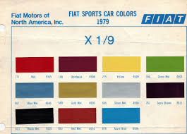 1976 fiat 128 paint code help xweb forums v3
