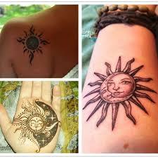 beautiful sun and moon sun and moon wrist on