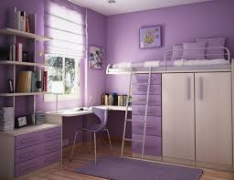 bedroom lofted bed for teens features loft bed built in closet