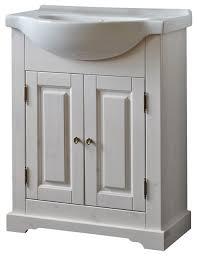 rochefort 2 door bathroom vanity in natural wood traditional