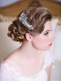 wedding hair pieces glam bridal hair accessories weddings romantique