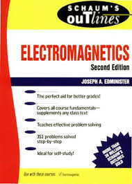electromagnetics schaum 2nd edition joseph a ediminister by