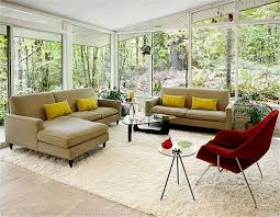 mid century modern interior design on interior design ideas with
