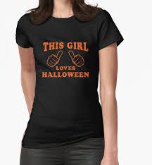 t shirts halloween this loves halloween