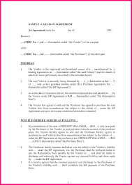 auto purchase agreement template pay raise letter template